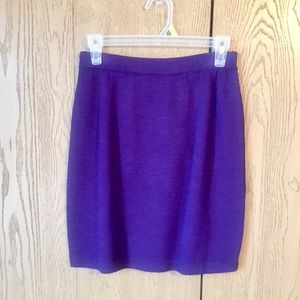 MSRP $180 NWT ST JOHN Santana knit skirt